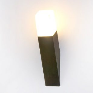 SL3866 Lantern LED Wall Light