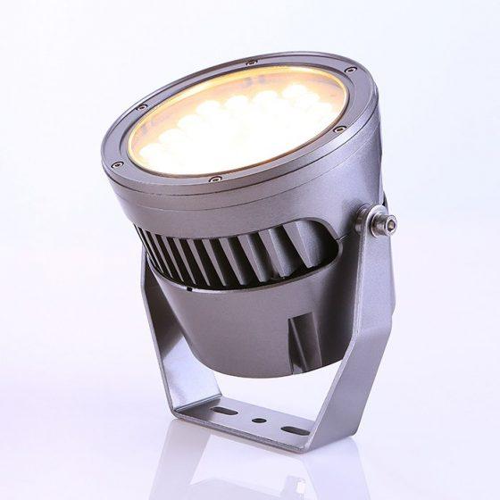Superlight SL800U Gunmetal LED Spotlight/Projector