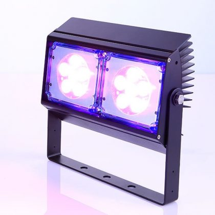 SL9672 RGBW Opto-4 LED Projector Fitting