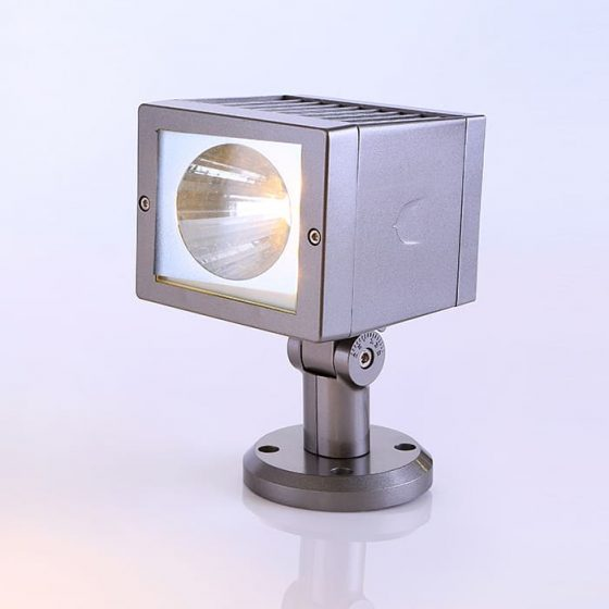 Superlight SL500-15D Gunmetal LED Landscape Fixture