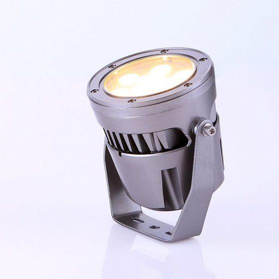 Superlight SL400U Gunmetal LED Spotlight/Projector
