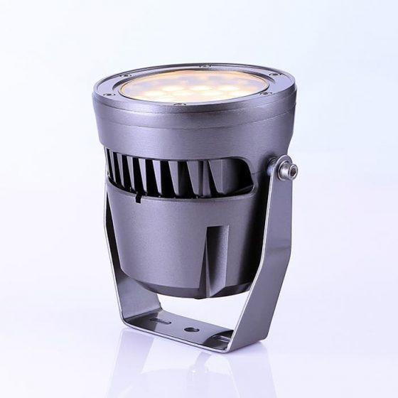 Superlight SL600U Gunmetal LED Spotlight/Projector