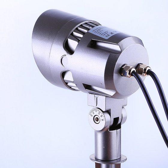 Superlight SL400S Gunmetal LED Landscape Garden Spike