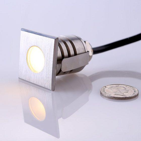 SL2476 Marine Series Stainless Steel LED Fitting