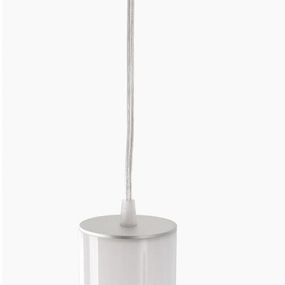 LUST50 vertical tubular linear led profile round LED