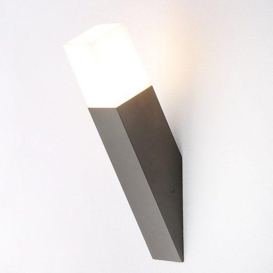 SL3866 Lantern LED Wall Light