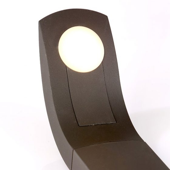 Superlight SL6065 LED Bollard Fixture