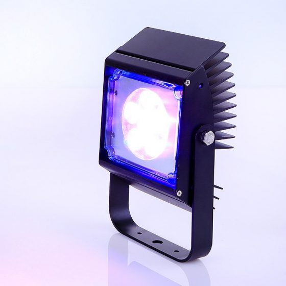 SL9671 RGBW Opto-4 LED Projector Fitting