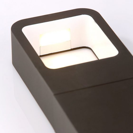 Superlight SL6063 LED Bollard Fixture