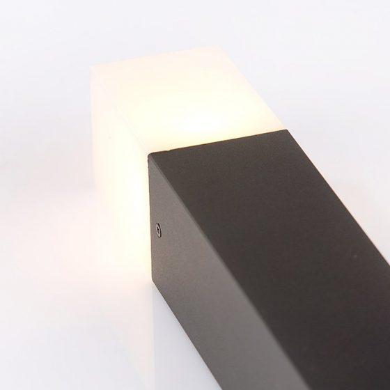 Superlight SL6064 LED Bollard Fixture