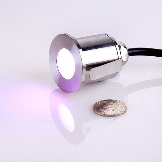 SL2430 Marine Series Recessed LED Uplight