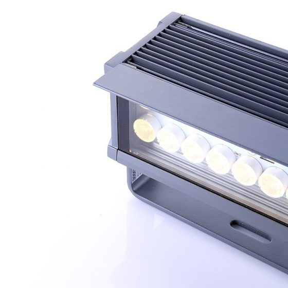 Superlight Aero-Max Linear LED Wall Washer