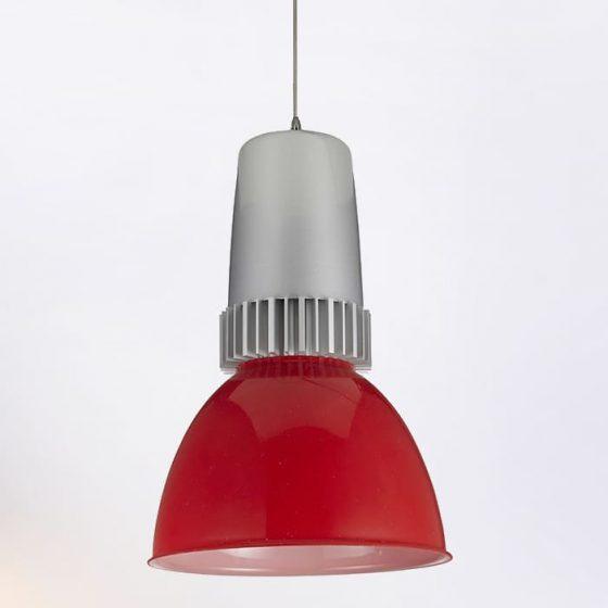 Prismatic LED highbay led lighting RED Acrylic