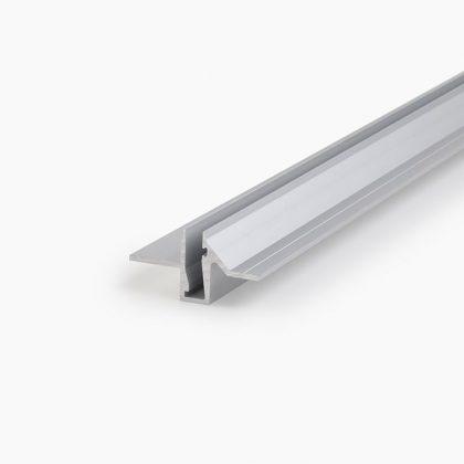 HLP0037 Glass Shelf Mounting Profile