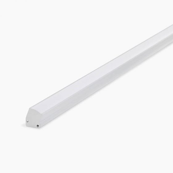 HLP3312 Angled LED Mounting Profile