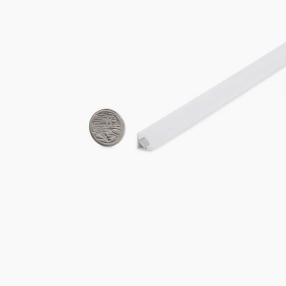HLP3322 Acrylic Corner LED Lighting Profile .