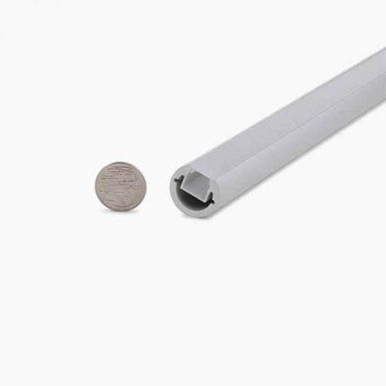HLP3330 Round Linear Rail LED Lighting Profile