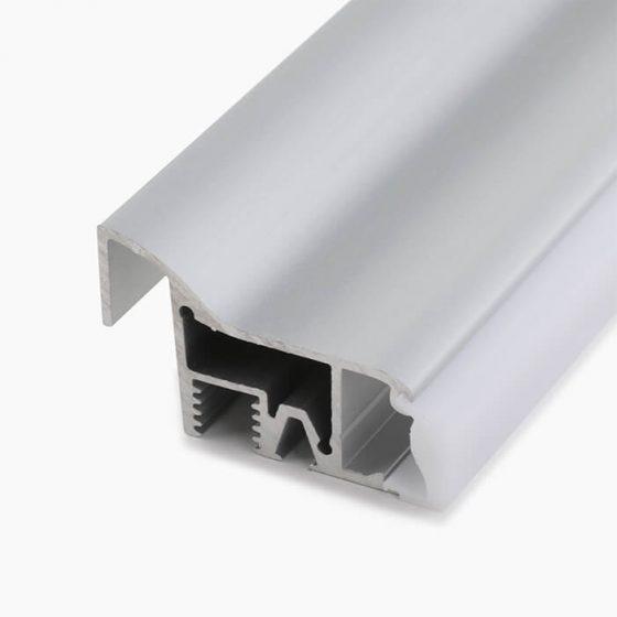 HLP3342 Skirting Rail Linear Lighting Profile