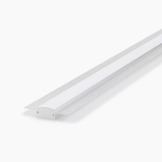 HLP3357 Plaster Trimless Recessed LED Lighting