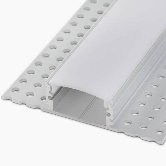 Superlight HLP3358 Plaster Trimless Recessed LED Lighting