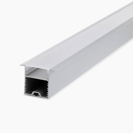 Superlight HLP3381 Ceiling recessed Linear LED profile