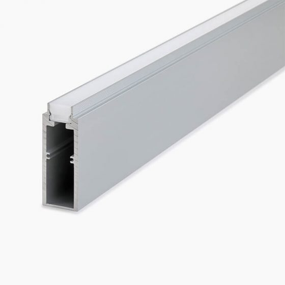 HLP3410 Toughened Linear Lighting Profile System