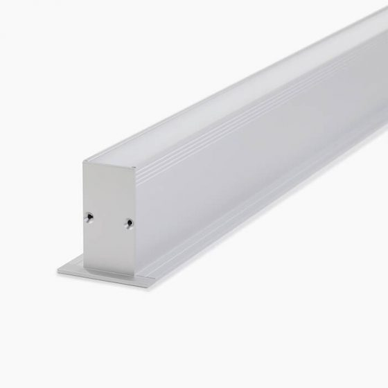 HLP3418 Toughened Linear Lighting Profile System