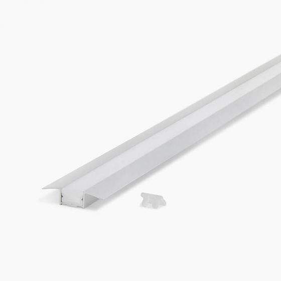 HLP3421 Toughened Recessed Lighting Profile System