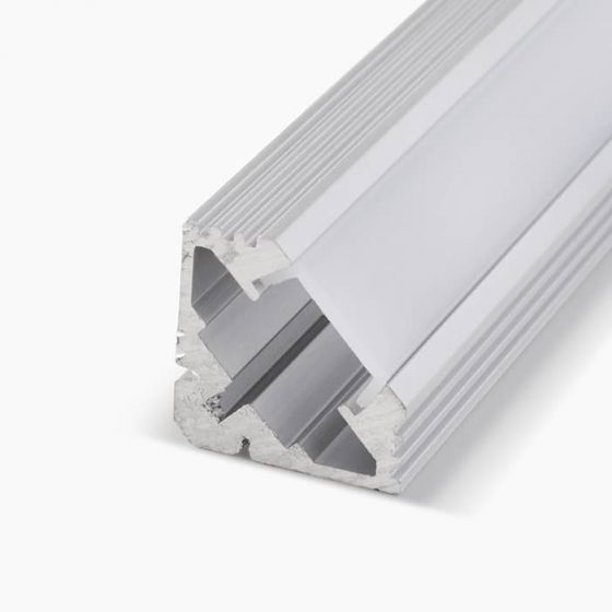 HLP3602 Corner Joinery LED Mounting Profile