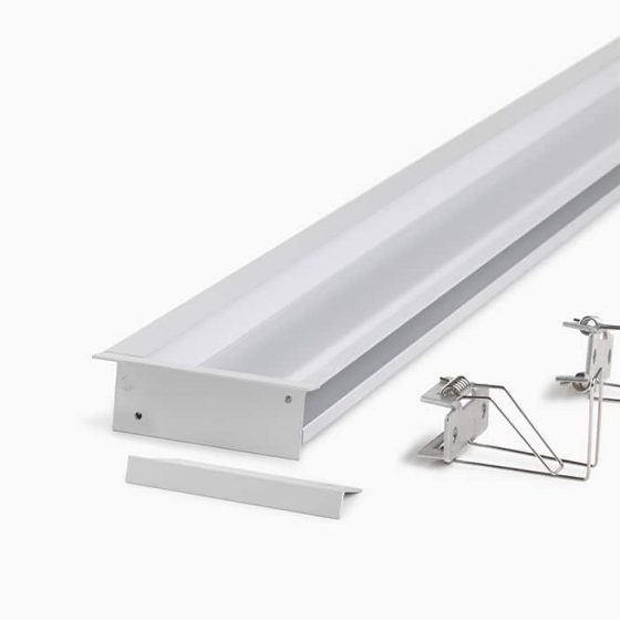 HLP3626 Recessed Wall Indirect Mounting Profile
