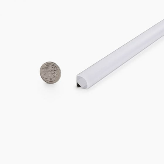 HLP3650 Corner Round LED Mounting Profile