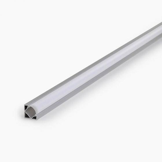 HLP3666 Corner Lens LED Mounting Profile