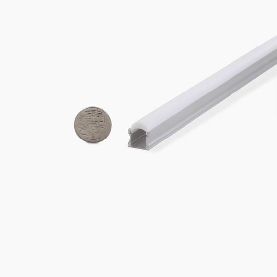 HLP3670 Deep Lens LED Mounting Profile