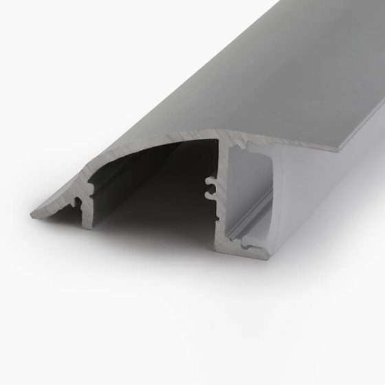 HLP3678 Wall Mounted Direct LED Mounting Profile