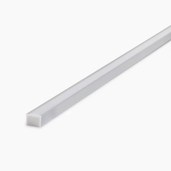 HLP3684 Asymmetrical Recessed LED Mounting Profile