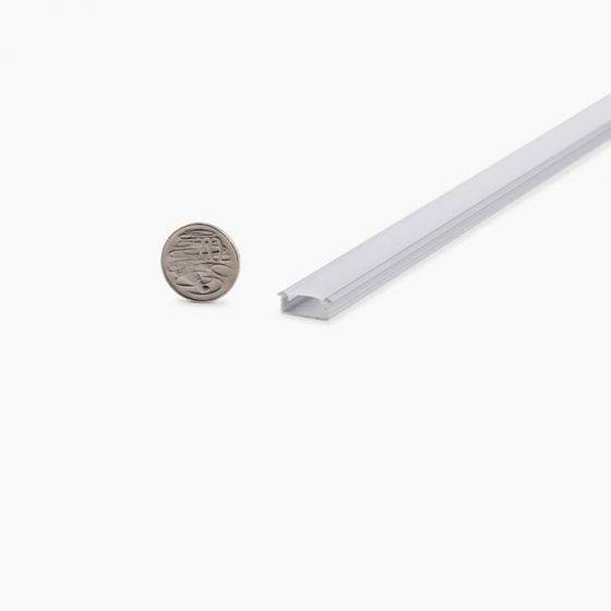 HLP3698 Small Trim Recessed LED Mounting Profile