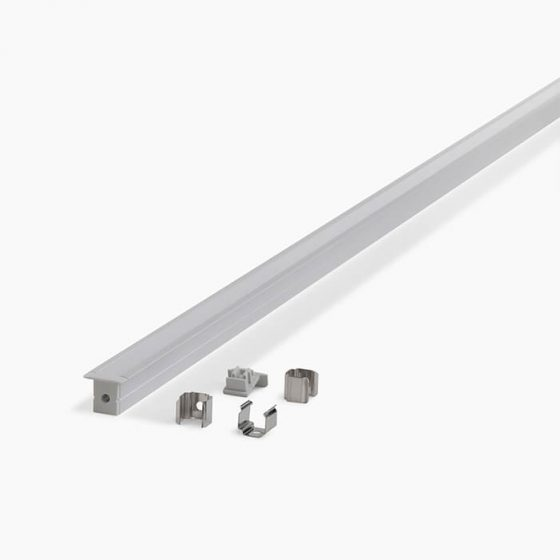 HLP3704 Deep Narrow Recessed LED Mounting Profile