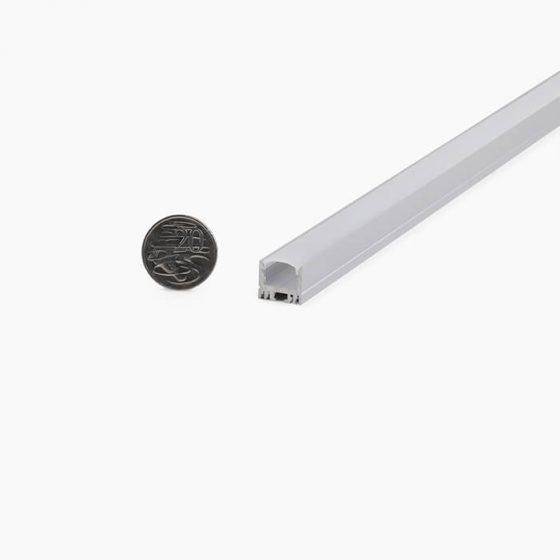 HLP3708 Square Surface LED Mounting Profile Heatsink
