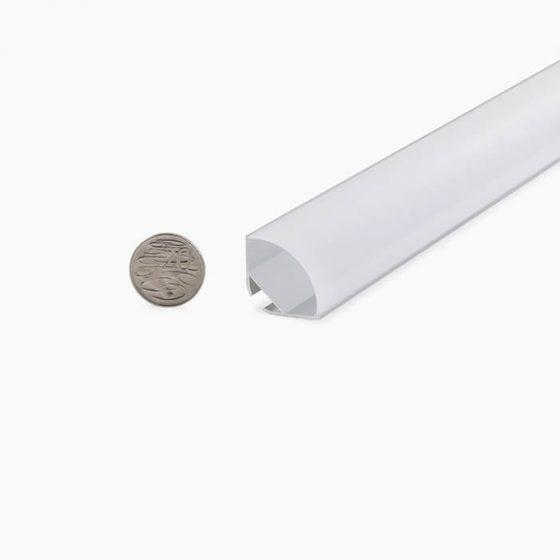 HLP3722 Corner Cassette LED Mounting Profile Square