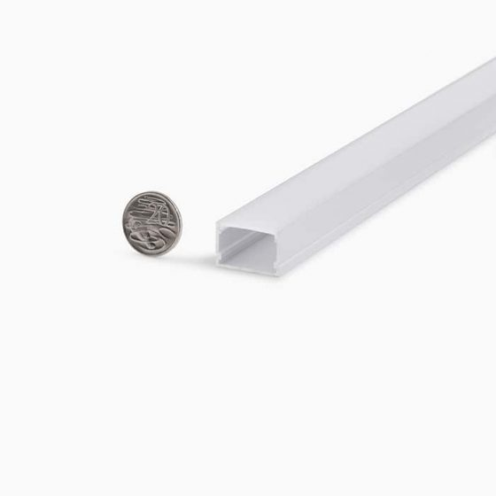 HLP3726 Square Surface LED Mounting Profile