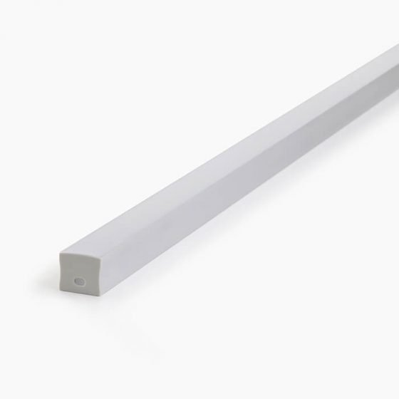 HLP3728 Square Surface LED Mounting Profile