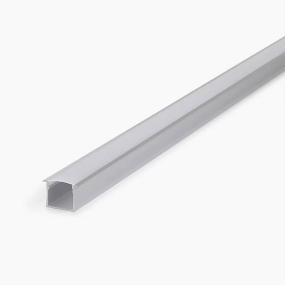 HLP3730 Square Recessed LED Mounting Profile