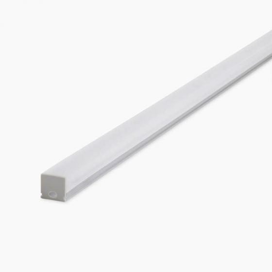 HLP3738 Wrap Diffuser Square LED Mounting Profile