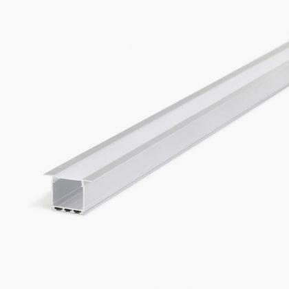 HLP3746 Square Recessed LED Mounting Profile