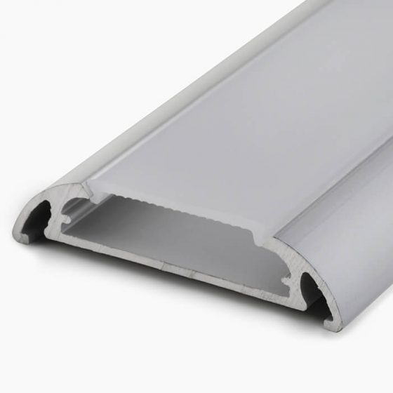 HLP3752 Slim Flat Surface Mounted LED Mounting Profile