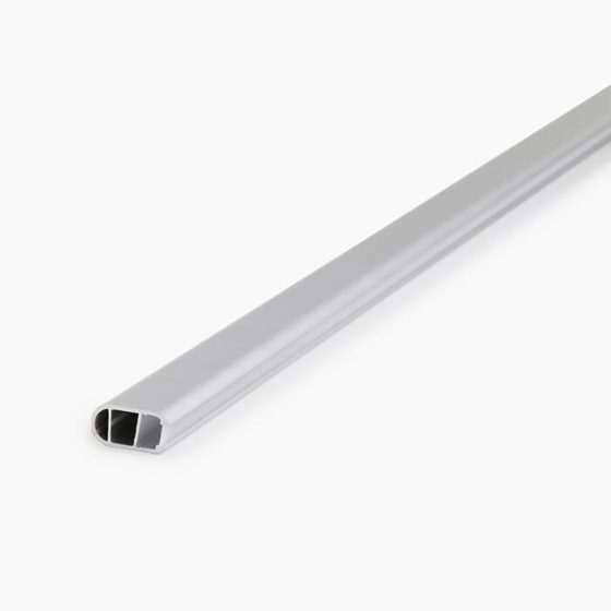 HLP3674 Oval Linear Wardrobe LED Mounting Profile