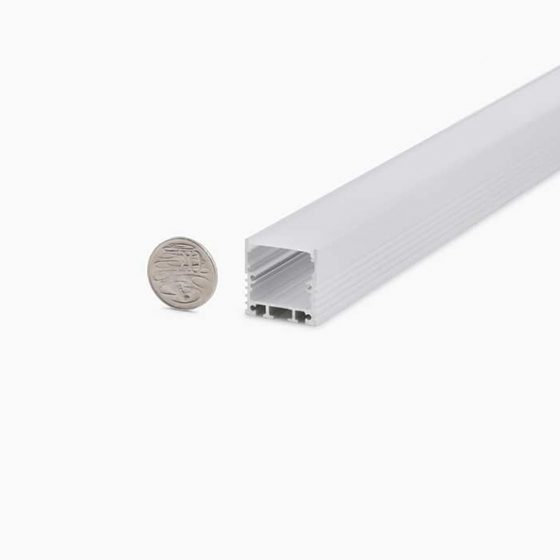 HLP3788 Surface Or Suspended LED Mounting Profile