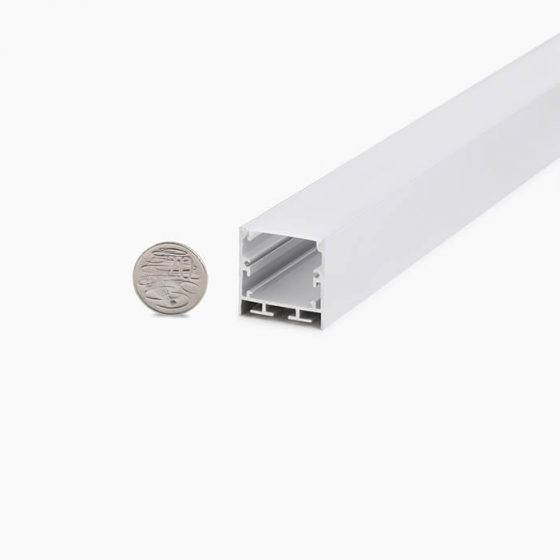 HLP3790 Surface Or Suspended LED Mounting Profile