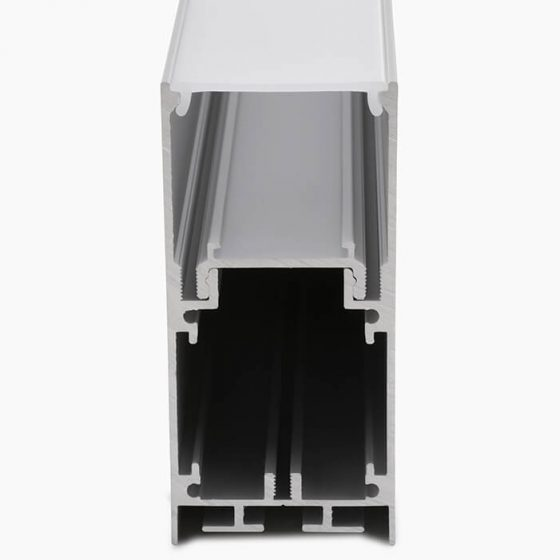HLP3794 Surface Or Suspended LED Mounting Profile