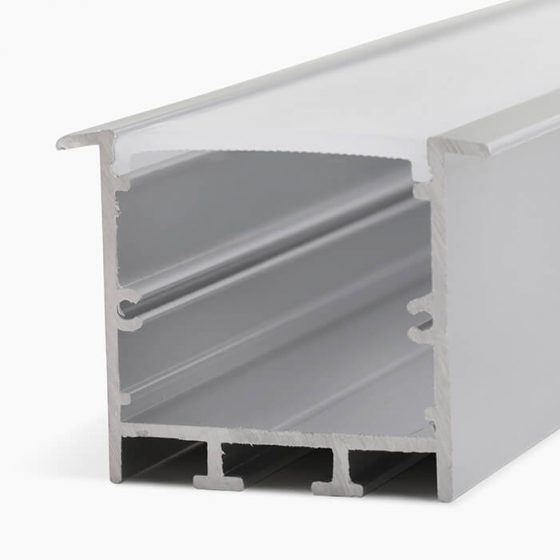 HLP3796 Ceiling Recessed Led Mounting Profile